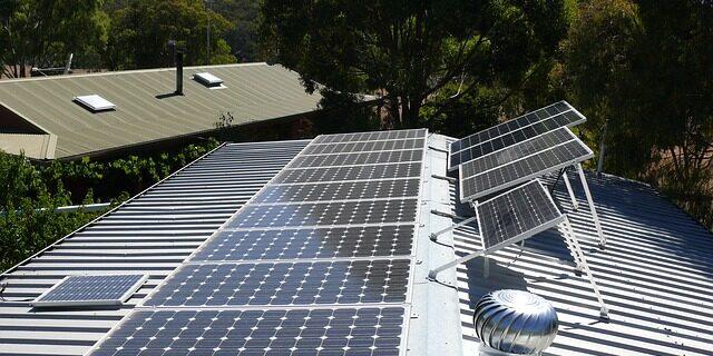 izgradnja sončna elektrarna